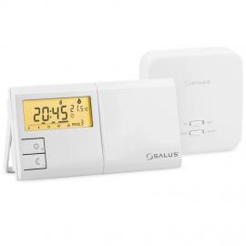 Bezprzewodowy elektroniczny tygodniowy regulator temperatury SALUS 091FLRFV2